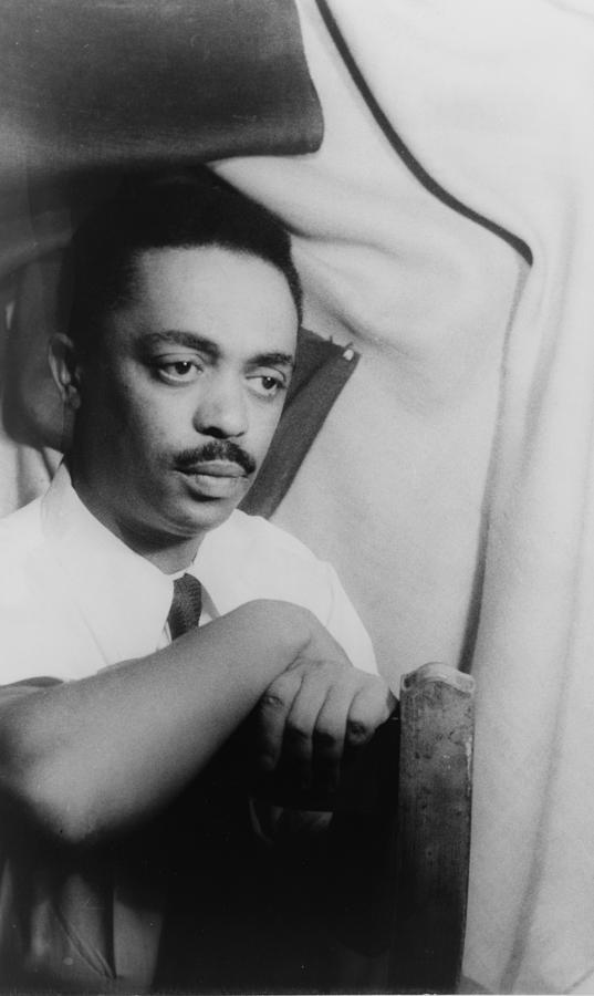 Historical Photograph - Peter Abrahams, B. 1919, A South by Everett