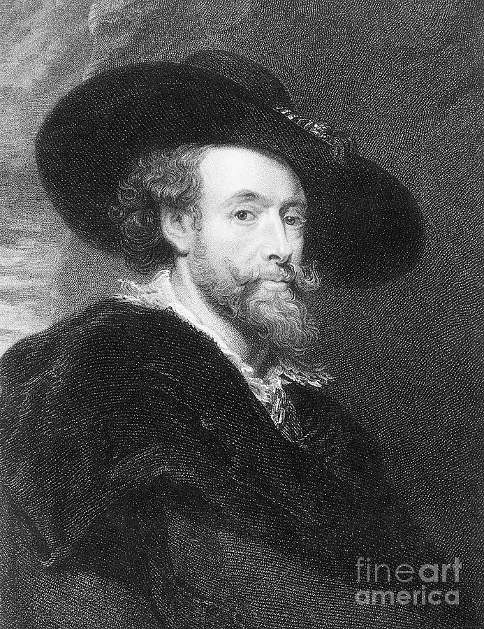 16th Century Photograph - Peter Paul Rubens by Granger