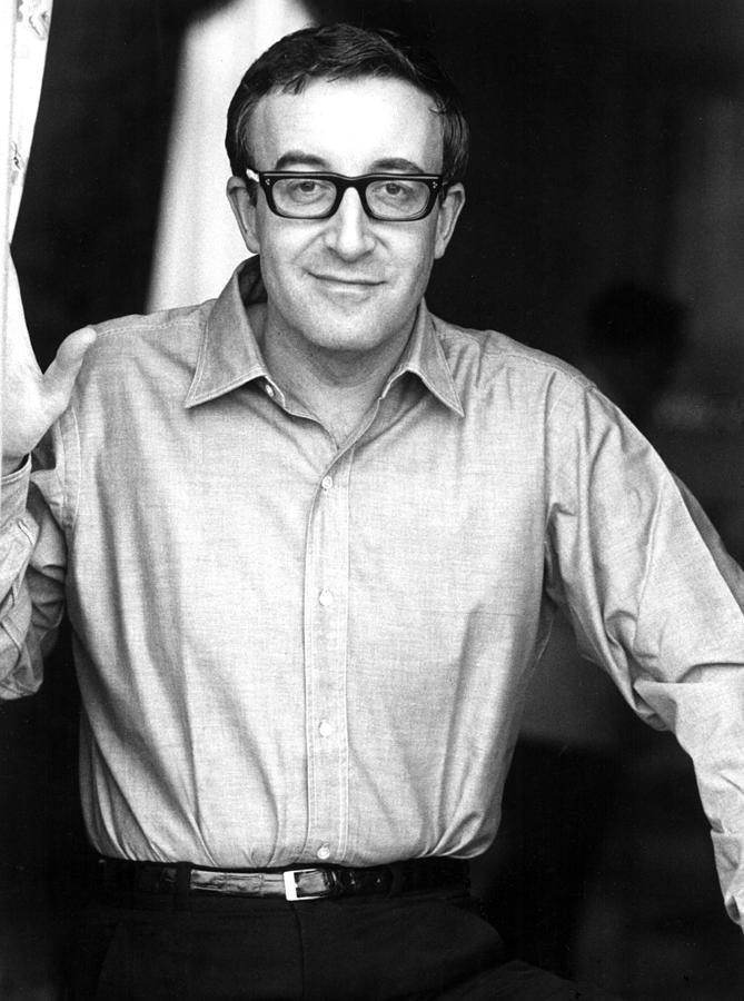 Eyeglasses Photograph - Peter Sellers, 1950s by Everett