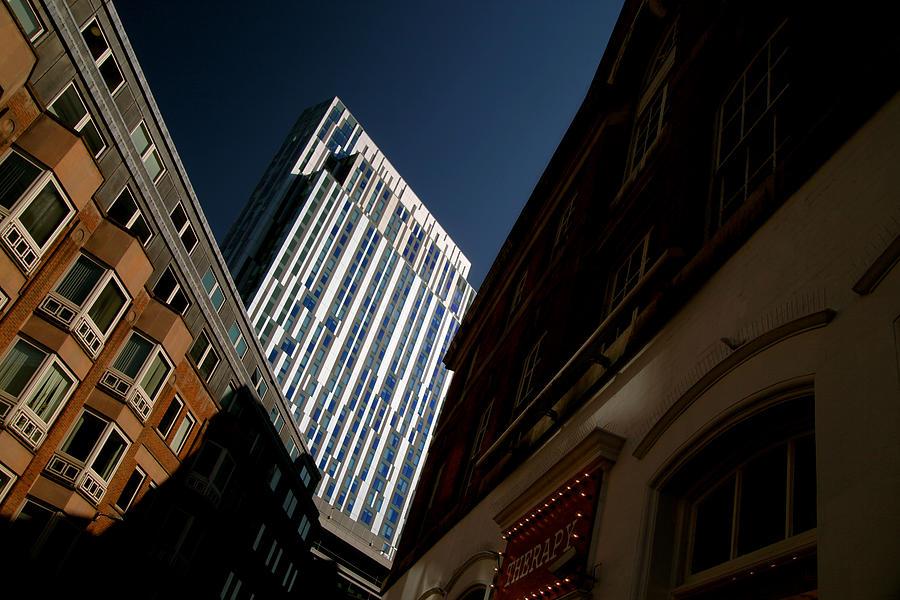 Photographer Photograph - Petticoat Lane by Jez C Self
