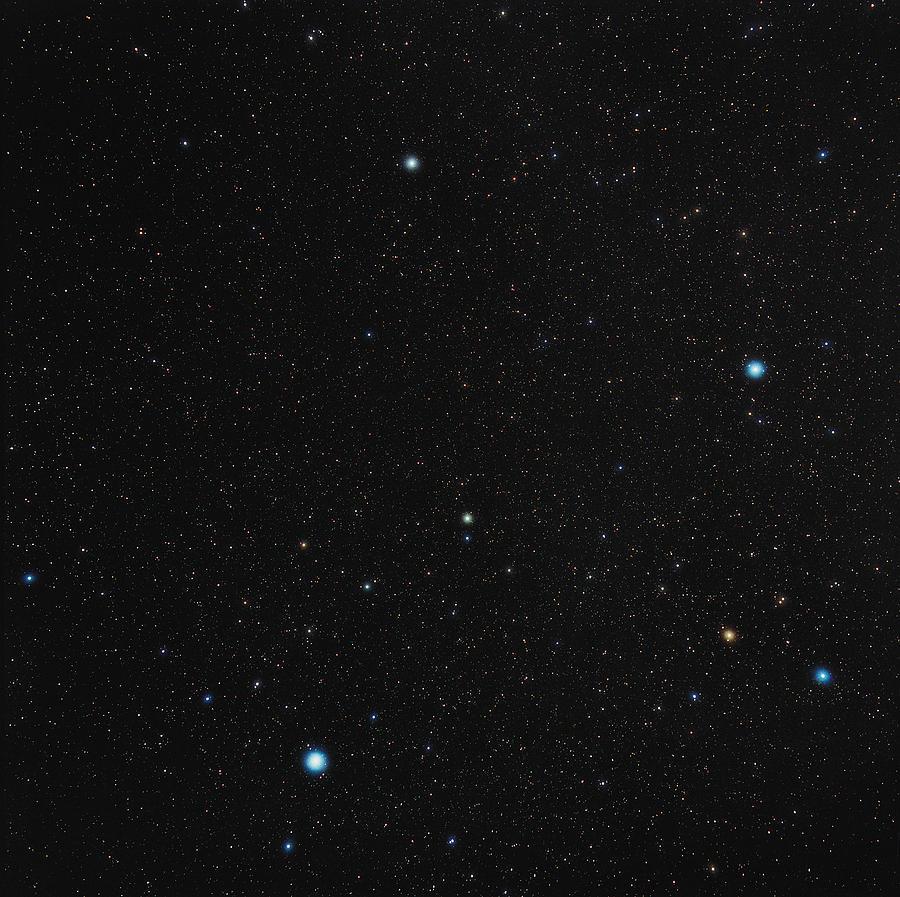 Phoenix Photograph - Phoenix Constellation by Eckhard Slawik