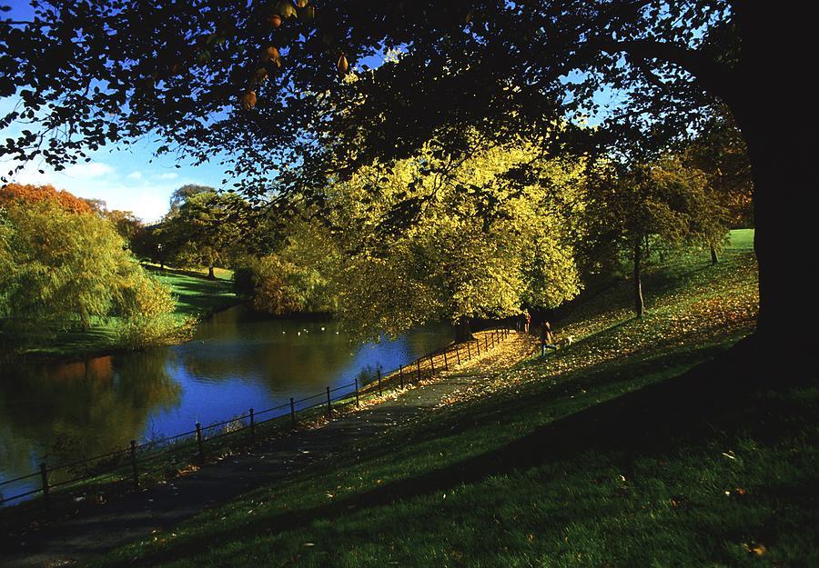 Day Photograph - Phoenix Park, Dublin, Co Dublin, Ireland by The Irish Image Collection
