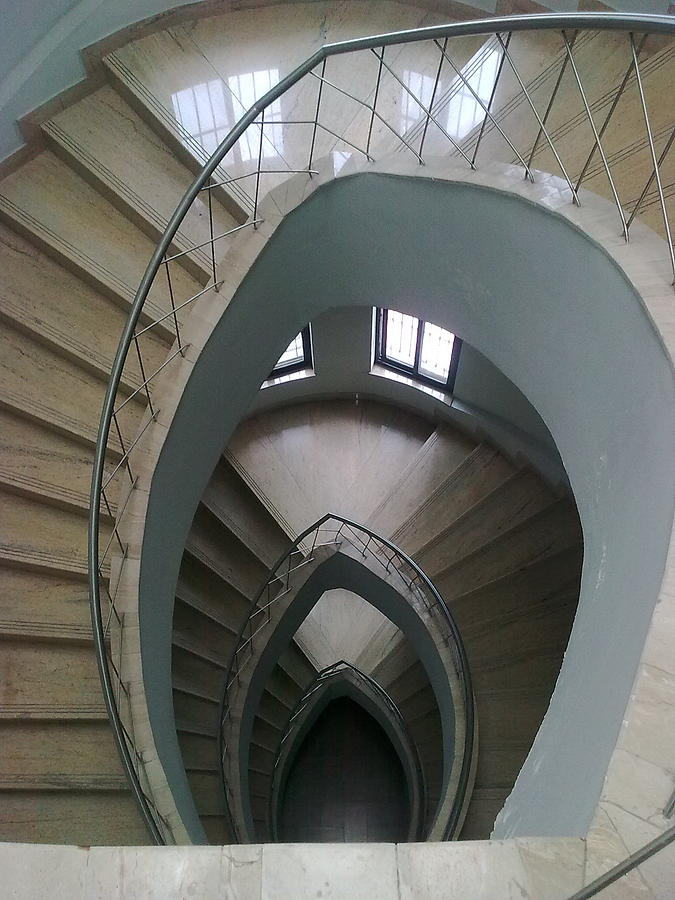 Stairs Photograph - Photo by Tushar Shingare