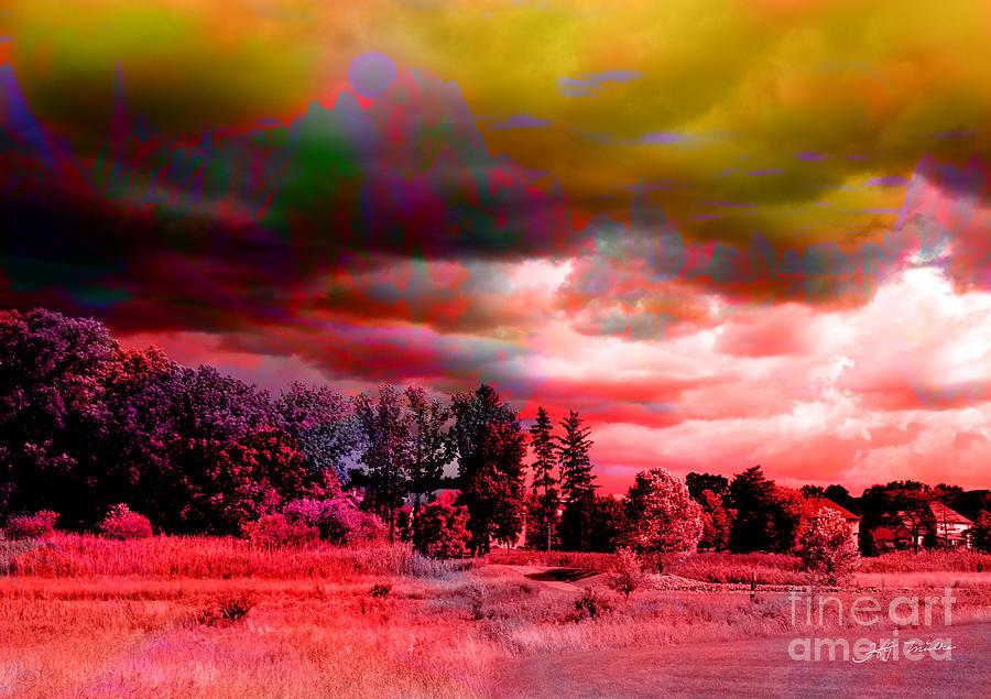 Photography Digital Art Photograph by Heinz G Mielke