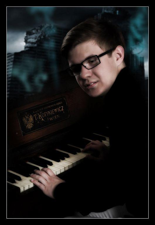 Photographers Photograph - Pianist by Petr Nikl