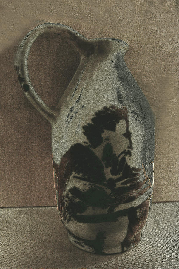 Picassos Ewer Photograph - Picassos Ewer by William Fields