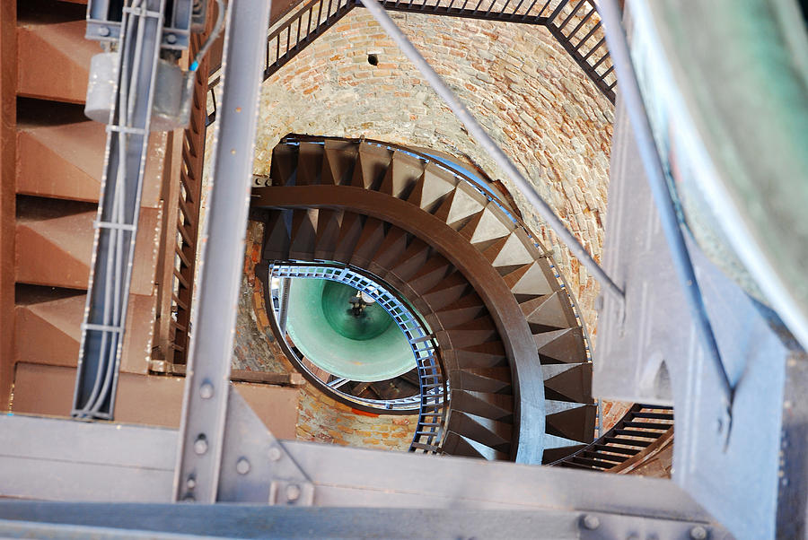 Bell Tower Photograph - Picassos Eye by Duncan Nelson