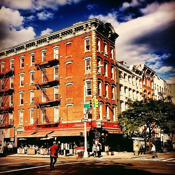 New York City Photograph - Picture Perfect - East Village - New York City by Vivienne Gucwa