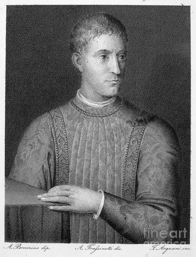15th Century Photograph - Piero De Medici (1414-1469) by Granger