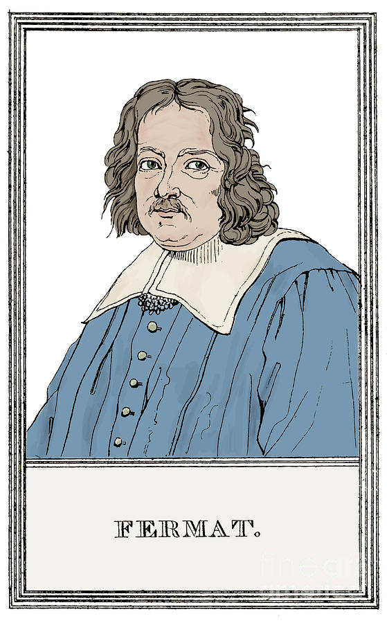 History Photograph - Pierre De Fermat, French Mathematician by Science Source