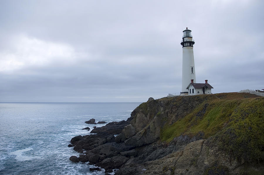 Pigeon Point Lighthouse by Mike Irwin