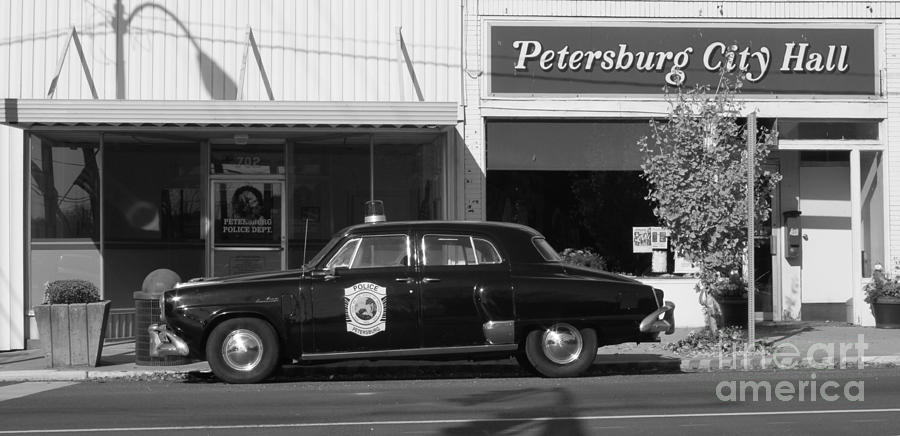 Petersburg Photograph - Pike County Indiana by Jack R Brock