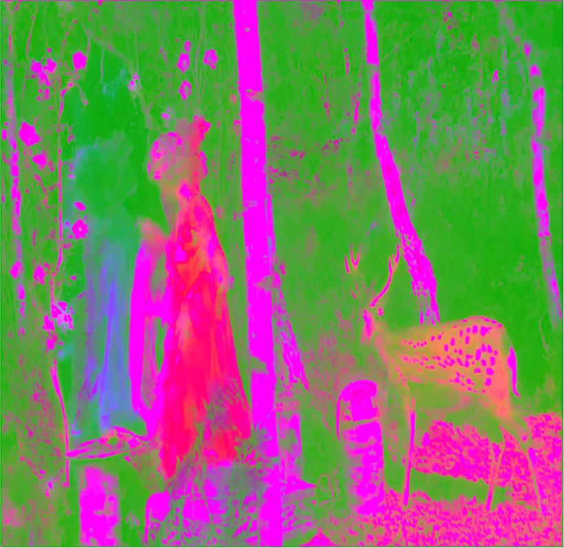 3d Digital Art - Pink Dreamz by Violette Cici
