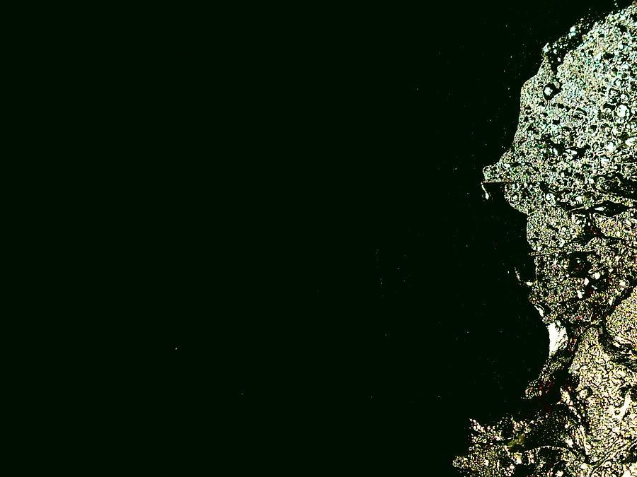 Space Sculpture - Planet X by Robert Cunningham