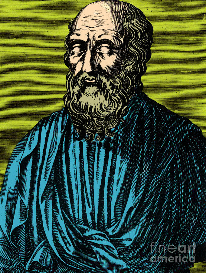 History Photograph - Plato, Ancient Greek Philosopher by Photo Researchers