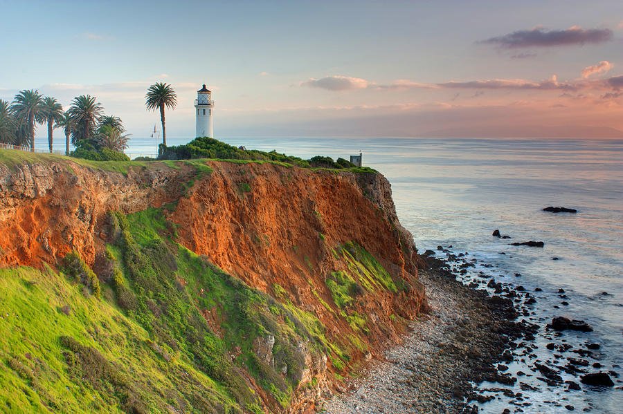 Point vicente lighthouse photograph by ken wolter for Best place to sell your art online