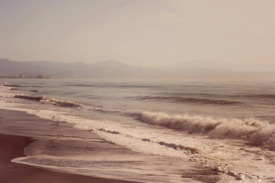 Sea Photograph - Pointless Nostalgia by Jenny Rainbow