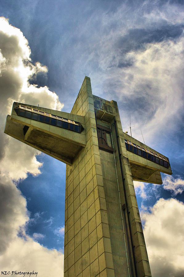 Ponce Photograph - Ponce Cross by Nicholas Caputo