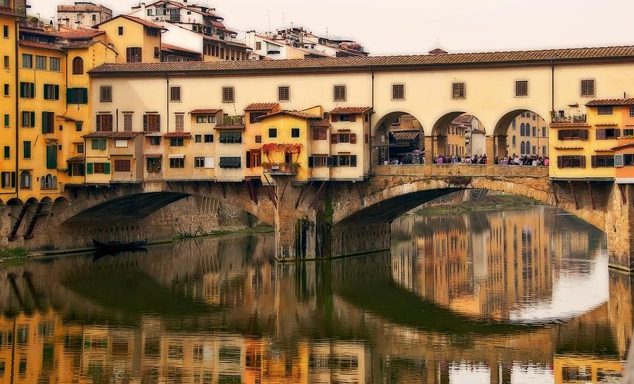 Ponte Vecchio by Steven Sparks