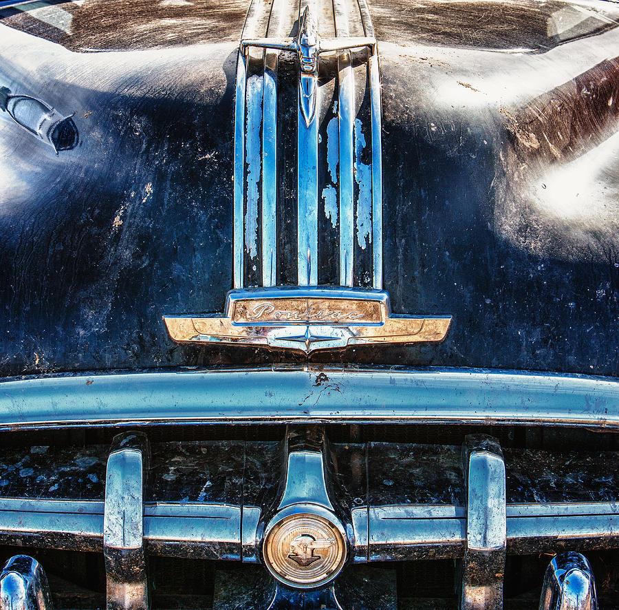 Cheyenne Photograph - Pontiac Silver Streak by Richard Steinberger