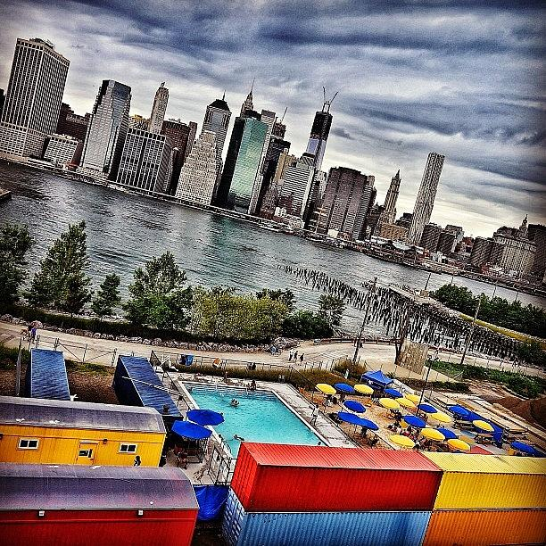 Summer Photograph - Pool Time - New York by Joel Lopez