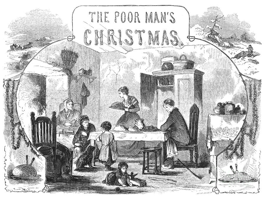 Image result for poor christmas picture