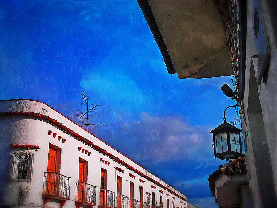 Colombia Photograph - Popayan by Skip Hunt