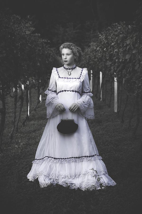 Girl Photograph - Porcelain Doll by Joana Kruse