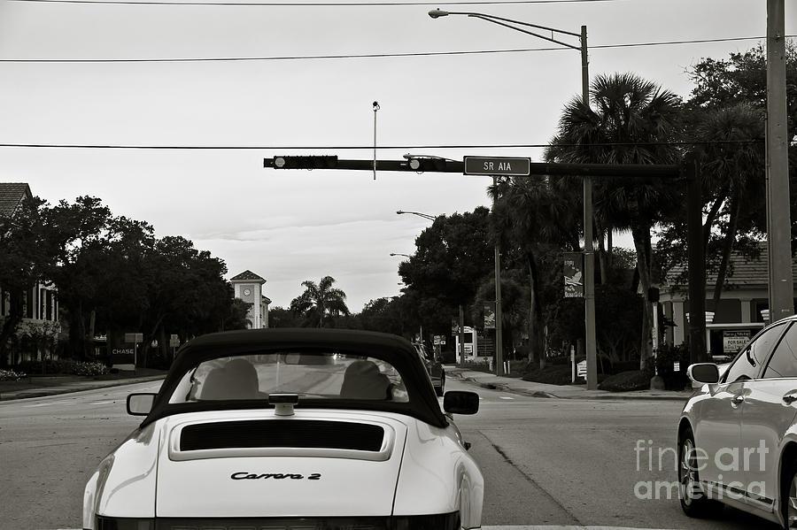 Porsche Photograph - Porsche 911 Carrera 2 by Andrew  Cragin