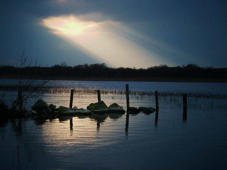 Lake Photograph - Portneanalight by Michelle ONeill
