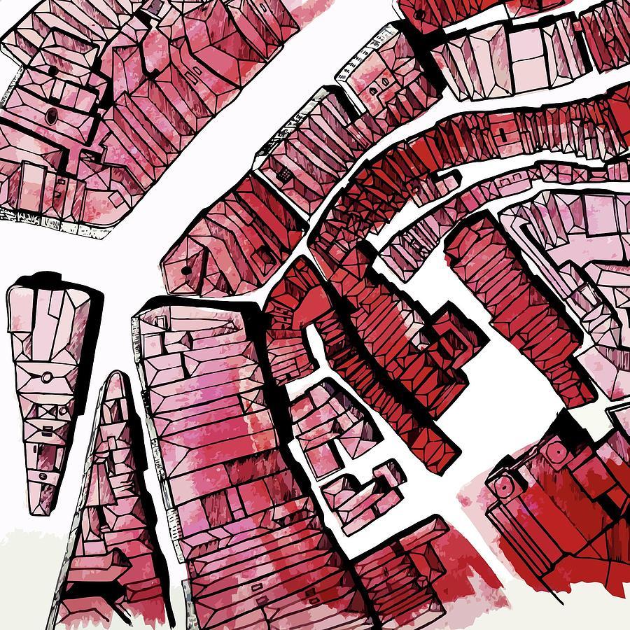 Porto Drawing - Porto  by Gytaute Akstinaite