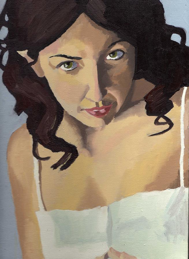 Portrait of Zoe by Stephen Panoushek