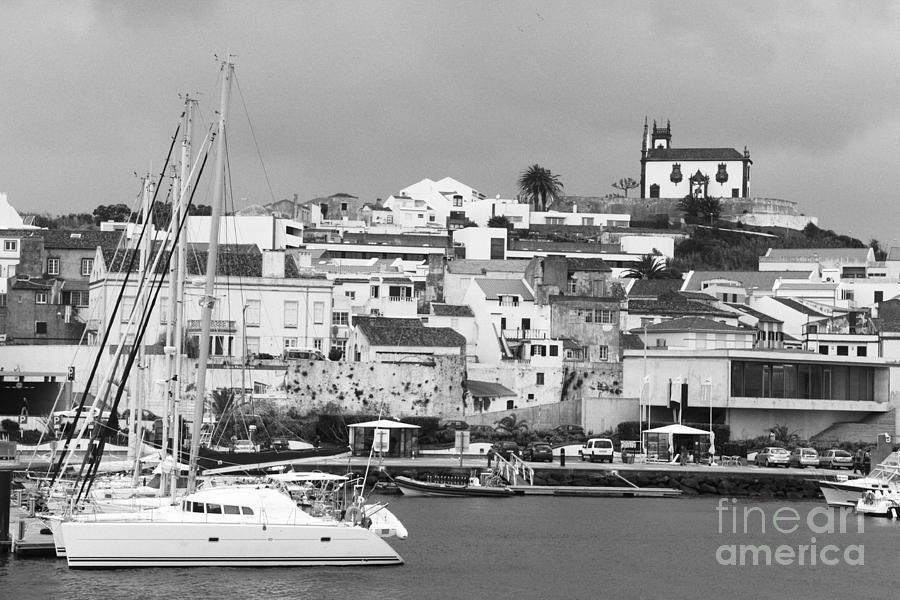 Portugal Photograph - Portuguese City by Gaspar Avila