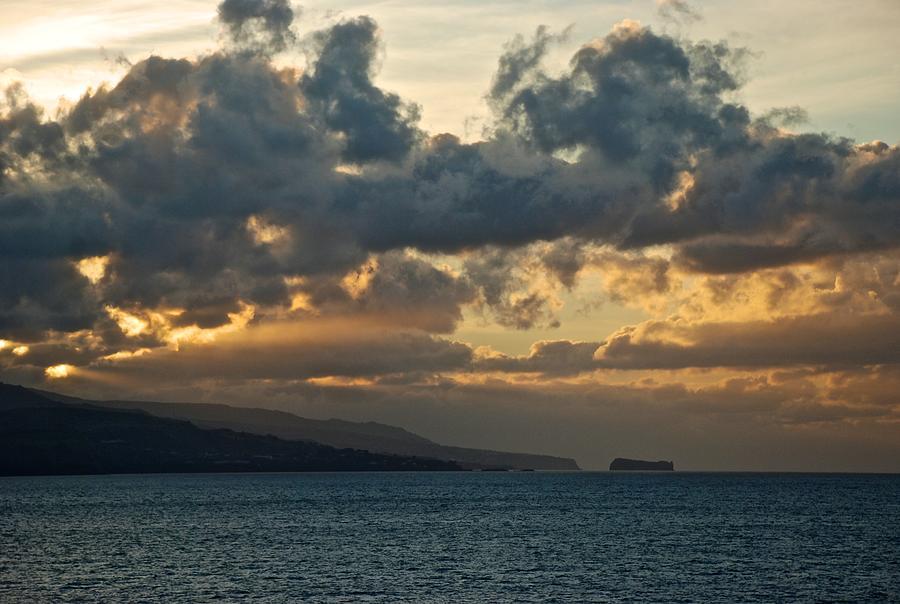 Azores Photograph - Portuguese Sunrise by Eric Tressler