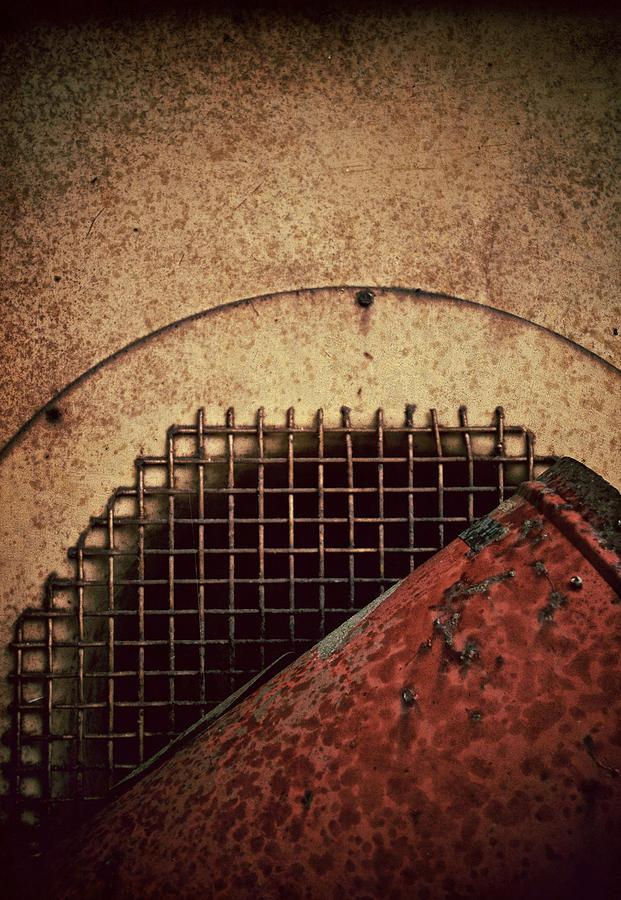 Industrial Photograph - Post Industrial Wonderland by Odd Jeppesen