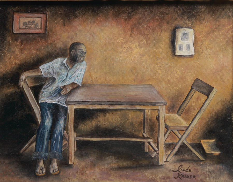 Famous Poverty Paintings