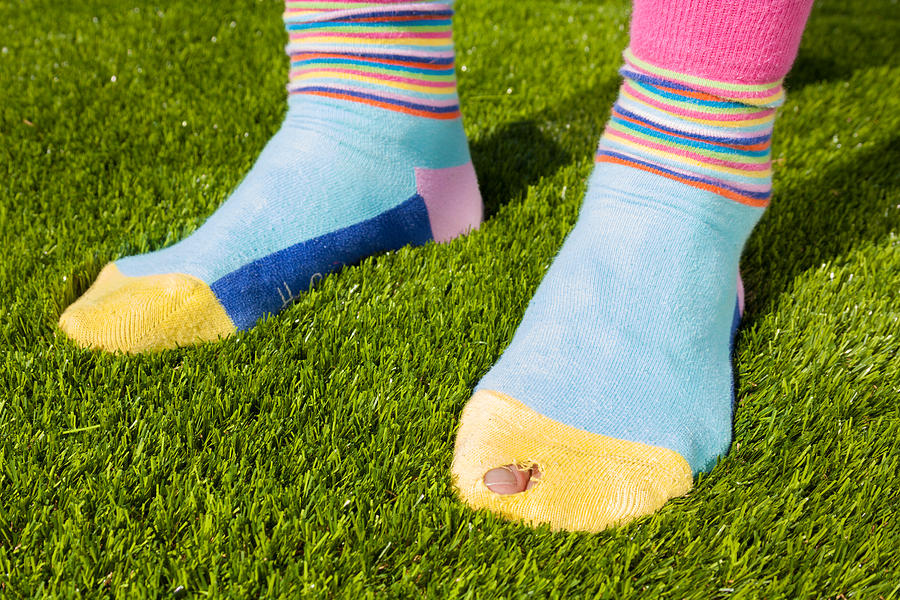 Artificial Turf Photograph - Poverty by Semmick Photo
