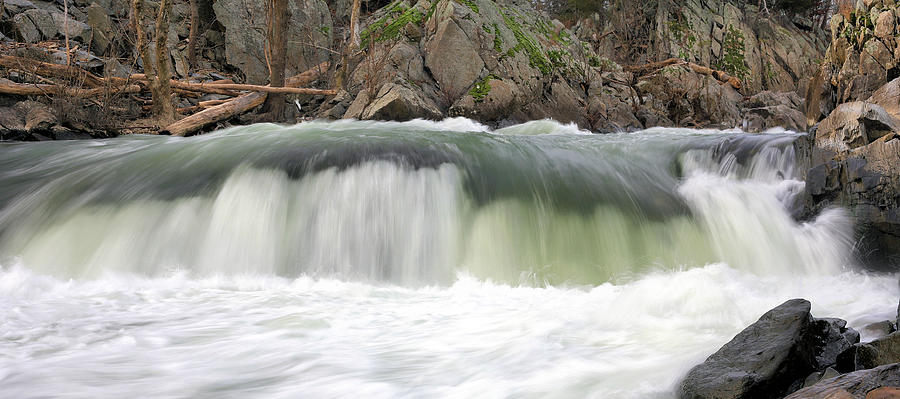 Great Falls Park Photograph - Power by JC Findley