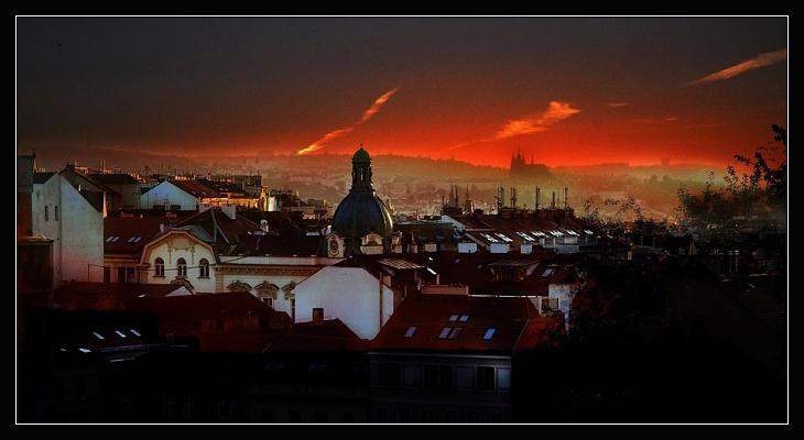 City Photograph - Prague  by Petr Nikl