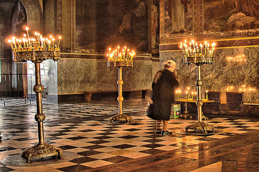 Prayer Photograph - Prayer by Okan YILMAZ