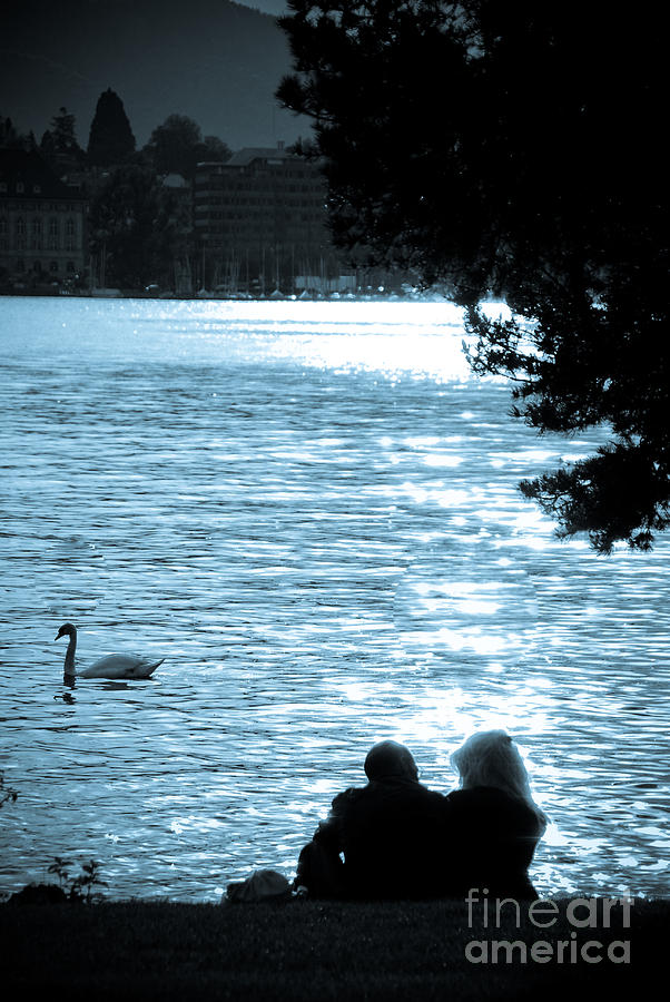 Romance Photograph - Precious Moments by Syed Aqueel