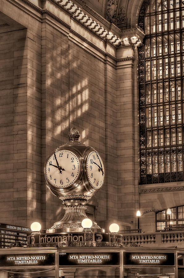Architecture Photograph - Precious Time by Susan Candelario