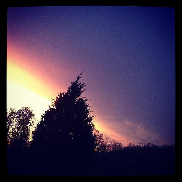 Beautiful Photograph - Pretty Sky by Angie Davis