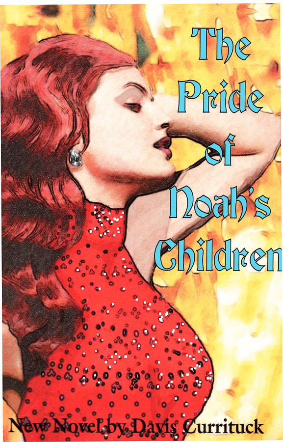 Book Cover Digital Art - Pride Of Noahs Children by Susan Odom