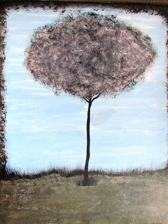 Landscape Painting - Primavera by Diana Martinez