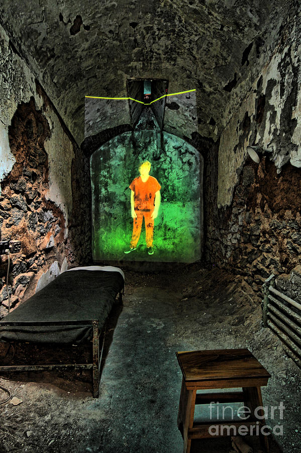 Philadelphia Photograph - Prisoner Of The Soul by Andrew Paranavitana