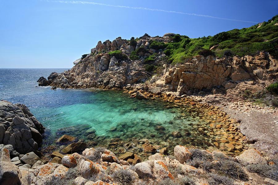 Horizontal Photograph - Pristine Beach by Matteo Colombo