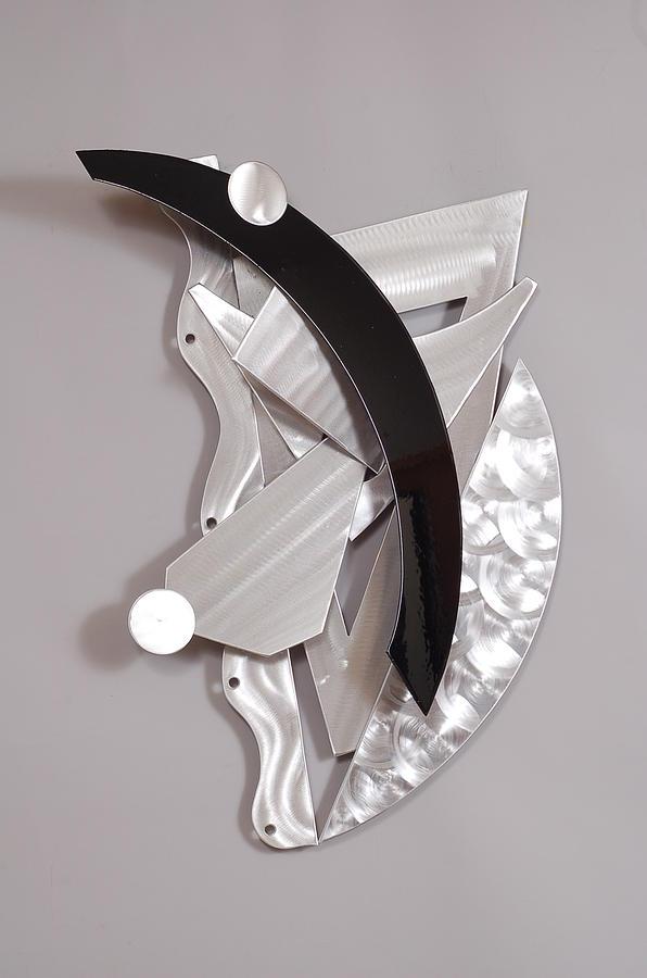 Metal Sculpture - Private Dream by Mac Worthington