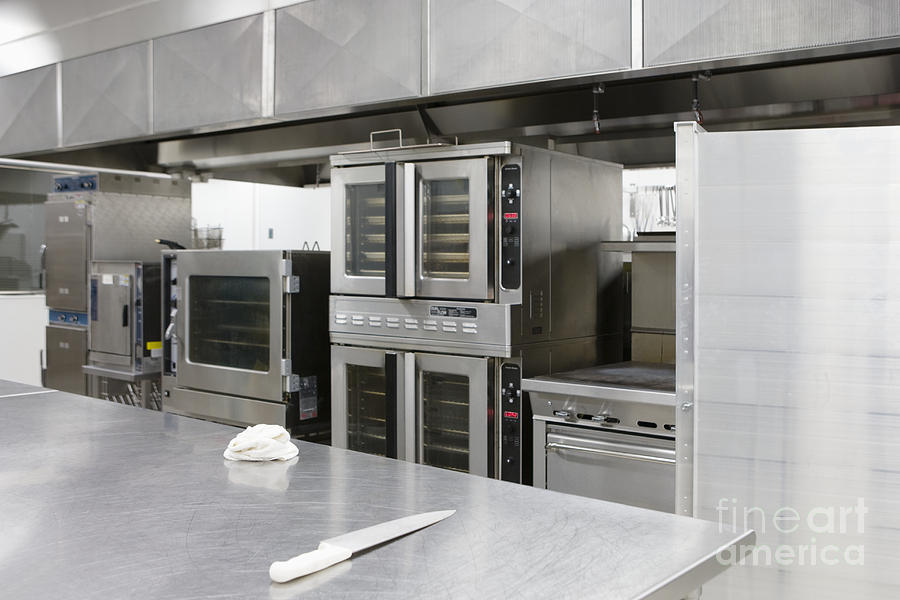 architectural detail photograph professional kitchen by andersen ross - Professional Kitchen