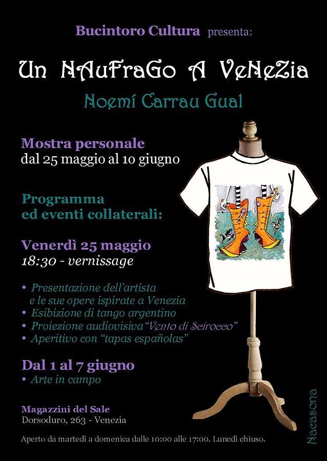 Eventi Collaterali Drawing - Programma Ed Eventi Collaterali by Arte Venezia